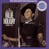 """album cover: """"The Quintessential Billie Holiday Vol IV"""""""