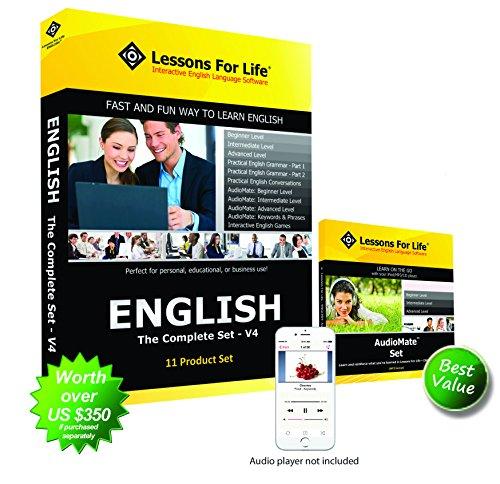 Lessons For Life - Anglais (US) : La Série Complète - V4 - (Ensemble de 11 Produits) – (DVD-ROM)