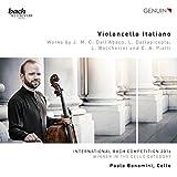 Violoncello Italiano - Paolo Bonomini (Vincitore Bach Competition 2016)