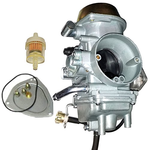 ZOOM ZOOM PARTS PERFORMANCE CARBURETOR YAMAHA GRIZZLY 600 YFM 600 YFM600 ATV Carb 1998 1999 2000 2001 2002 FREE FUEL FILTER AND STICKER