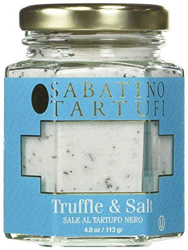 4 Ounce 4 Ounce (Pack of 1) Sabatino Tartufi, Truffle & Salt