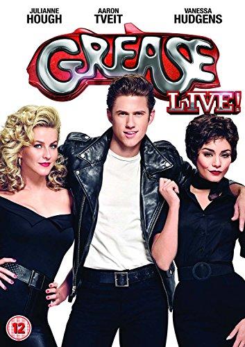 Grease Live [DVD] [2016] UK-Import, Sprache-Englisch
