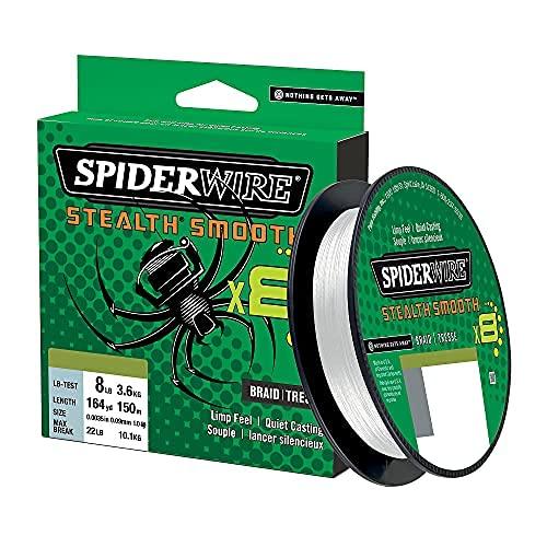 Spiderwire Stealth Translucent Ø 0,13mm