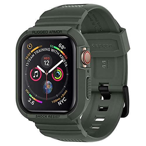 Spigen Rugged Armor Pro Compatible Apple Watch Funda