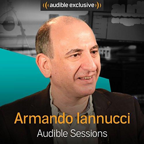 Armando Iannucci audiobook cover art