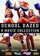 School Dazed (My Tutor / My Chauffeur / Hunk / Tomboy / Jocks / Weekend Pass / The Pom Pom Girls / The Van) by Deborah Foreman