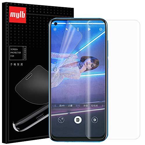 MYLB - Pellicola Protettiva in TPU Morbida per Huawei Nova 4, Confezione da 4