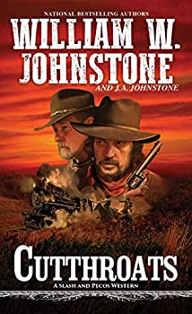 Cutthroats  A Slash and Pecos Western Book 1