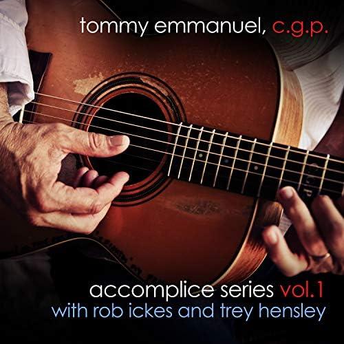 Tommy Emmanuel feat. Rob Ickes & Trey Hensley