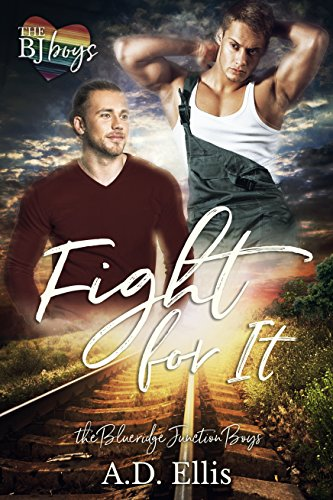 Fight For It: A steamy, small-town, M/M romance (The Blueridge Junction Boys Book 1)
