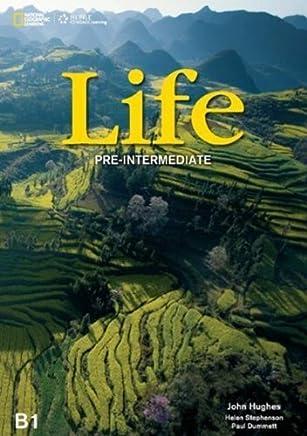 Life Pre-Intermediate with DVD (Life (British English)) by Paul Dummett John Hughes Helen Stephenson(2012-02-24)