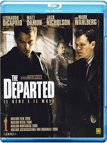 The departed - Il bene e il male [Blu-ray] [IT Import]