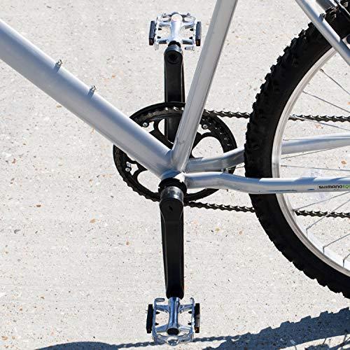 KOMODO Bicycle Pedals Metal Alloy 9/16