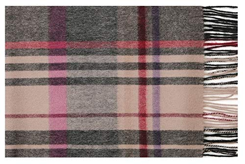 GFM Sciarpa da uomo in lana per l'autunno e l'inverno. Lana - BY-39