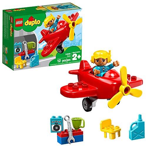 LEGO DUPLO Town Plane 10908 Building Blocks (12 Pieces)