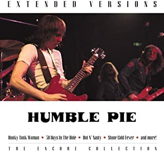 Extended Versions by Humble Pie (2000-09-01)