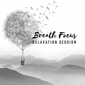 Breath Focus - Relaxation Session, Long, Slow, Deep Breaths, Belly Breathing Exercises