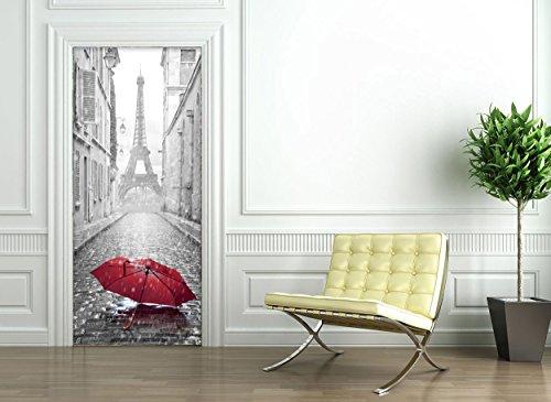 Blanc Small Holdream Moustiquaire de Protection Auto-adh/ésive pour Porte de Cuisine