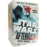 Chuck Wendig Star Wars Aftermath Trilogy, colección de 3 Libros