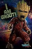 Die wächter der Galaxy Vol. 2 'Wütend Groot' Maxi