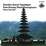 Indonesia. Gamelan Semar Pagulingan : Musique Balinaise