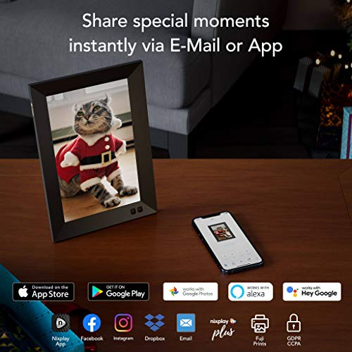 Gift Idea: The Best Wifi Digital Photo Frame 2