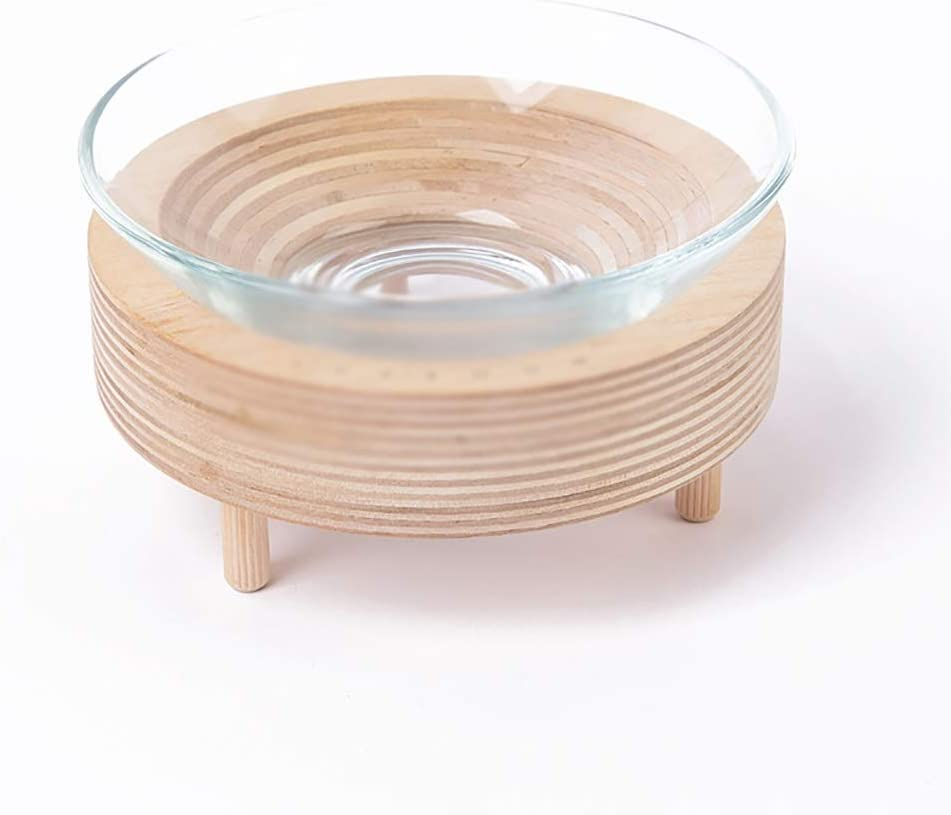 Max 50% OFF Pet Bowls Raised Dish Tray Food Cat 70% OFF Outlet W Dogs Bowl Feeder