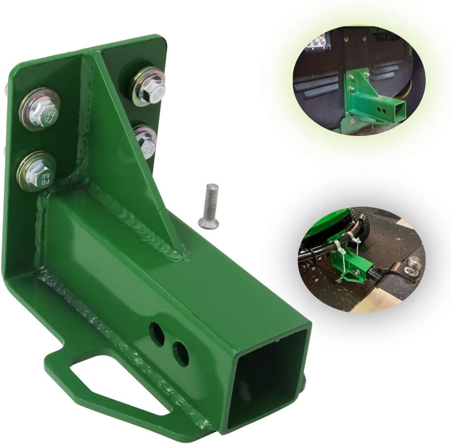 NIXFACE Rear Free shipping Factory outlet Trailer Hitch Receiver Fit for Gator Deere John 4x2