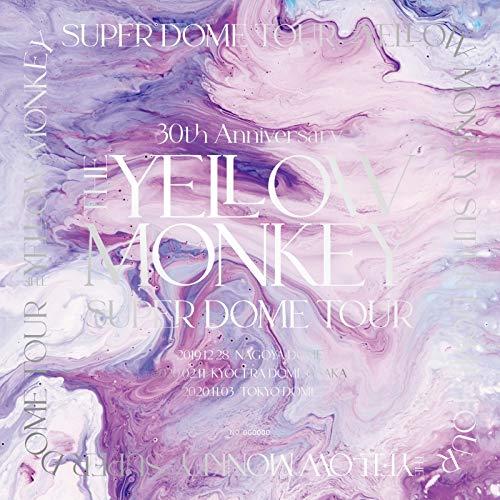 【Amazon.co.jp限定】30th Anniversary THE YELLOW MONKEY SUPER DOME TOUR BOX(Blu-ray) (トートバッグ付)