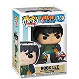 Funko Pop Animation : Shippuden Naruto - Rock Lee (Exclusive) 3.75inch Vinyl Gift for Anime Fans Sup...