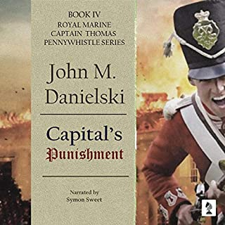 Capital's Punishment audiobook cover art