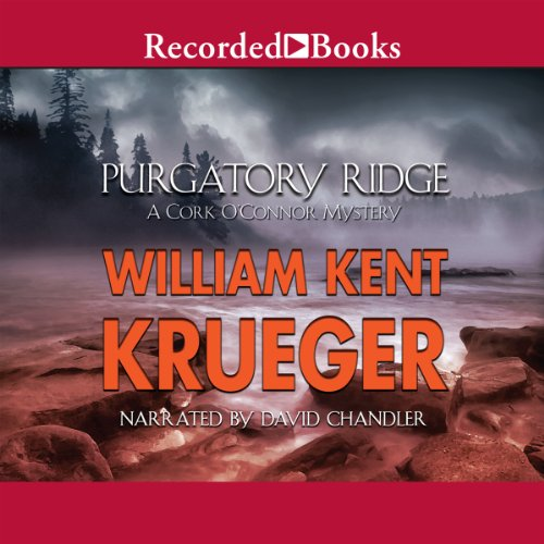 Purgatory Ridge audiobook cover art