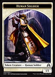 Best magic the gathering human soldier Reviews