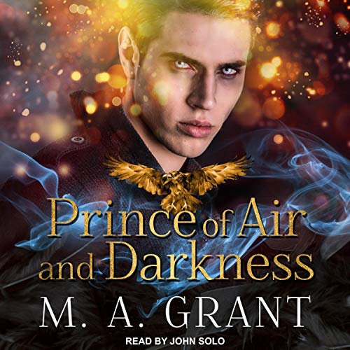 Prince of Air and Darkness audiobook cover art