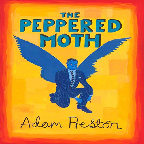 The Peppered Moth audiobook cover art