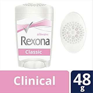Antitranspirante Rexona Clinical en crema para dama 48 g