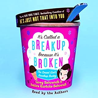 It's Called a Breakup Because It's Broken audiobook cover art