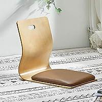 FACAIRI 畳椅子B席のない日本の椅子座席Zaisu席フロアH (Color : T)
