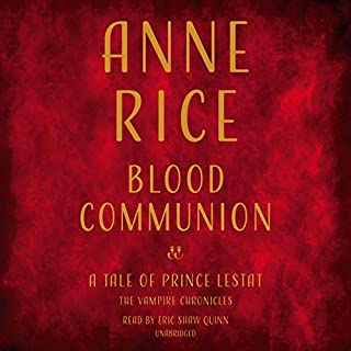 Blood Communion audiobook cover art