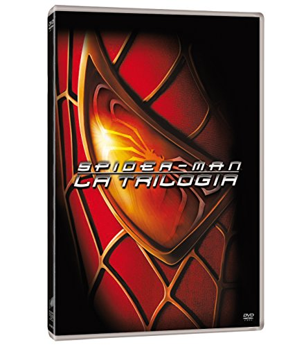 Spider Man Trilogia (Box 3 Dvd)