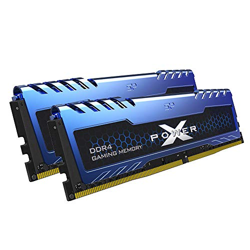 Silicon Power SP016GXLZU360BDA DDR4 Kit (2 x 8 GB) XPOWER Turbine 3600MHz (PC4 28800) C18 Desktop Arbeitsspeicher RAM