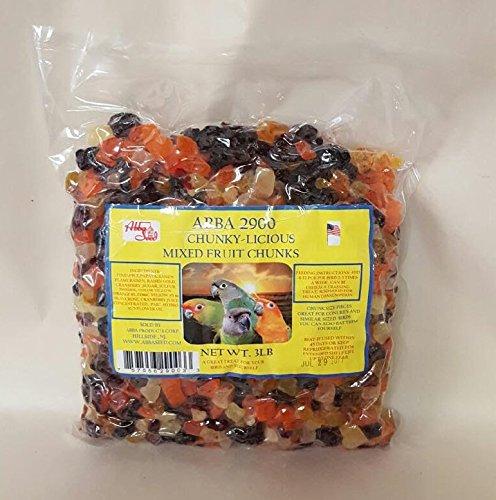 ABBA 2900 3LB CHUNKYLICIOUS Mixed Fruit