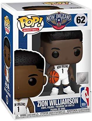 Funko POP NBA: New Orleans Pelicans - Zion Williamson