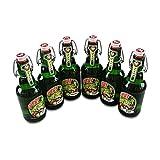 Bölkstoff Bier (6 Flaschen Wernerbier à 0,33 l / Pilsner / 4,8 % vol.)