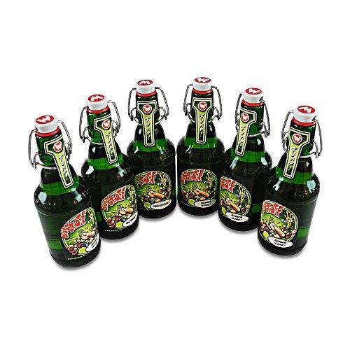 Bölkstoff - Pilsener Bier 4,8 Vol. Getränke Werner Comics Filme Filmmerchandise - 6x0,33l inkl. 0,90€ MEHRWEG Pfand