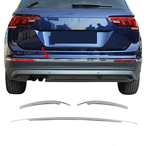 tiguan rear bumper - 9