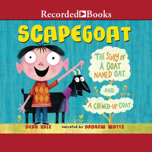 Scapegoat audiobook cover art