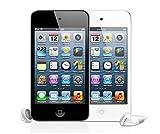 Apple iPod touch 8 GO NOIR 4ème génération 8,9 cm lecteur MP4 8 Go Dual Camera Bluetooth WiFi MP4