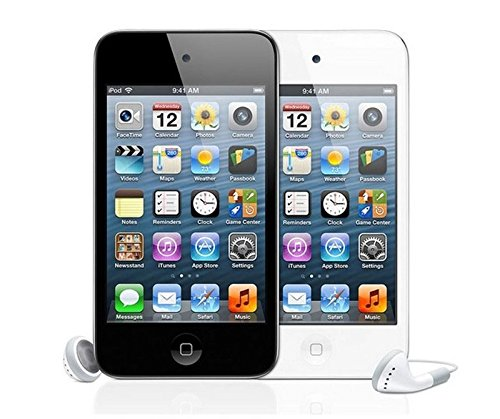 iPod Touch Musik Mp3 Video Player (WLAN Foto Video Funktion) (4 8GB, Schwarz)