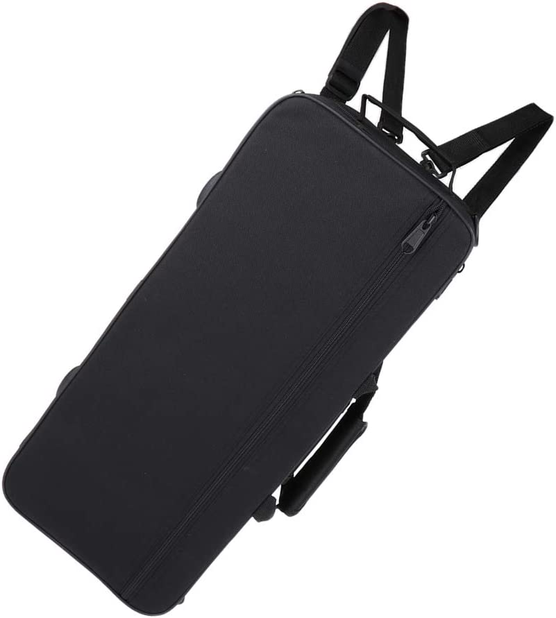 KESOTO Outstanding Trumpet Bag Box Protector Foam Padded Water-resista Inner excellence
